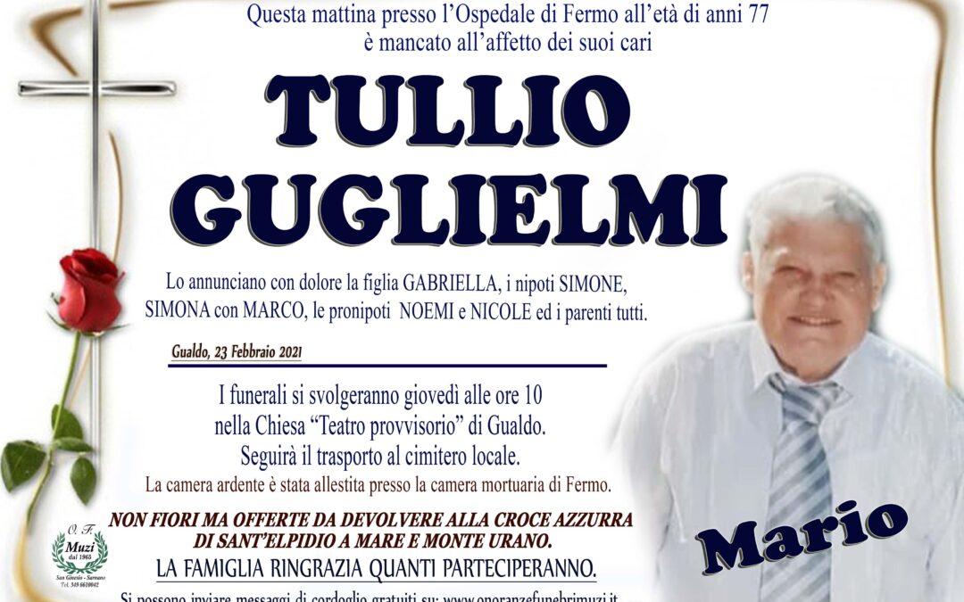 TULLIO GUGLIELMI