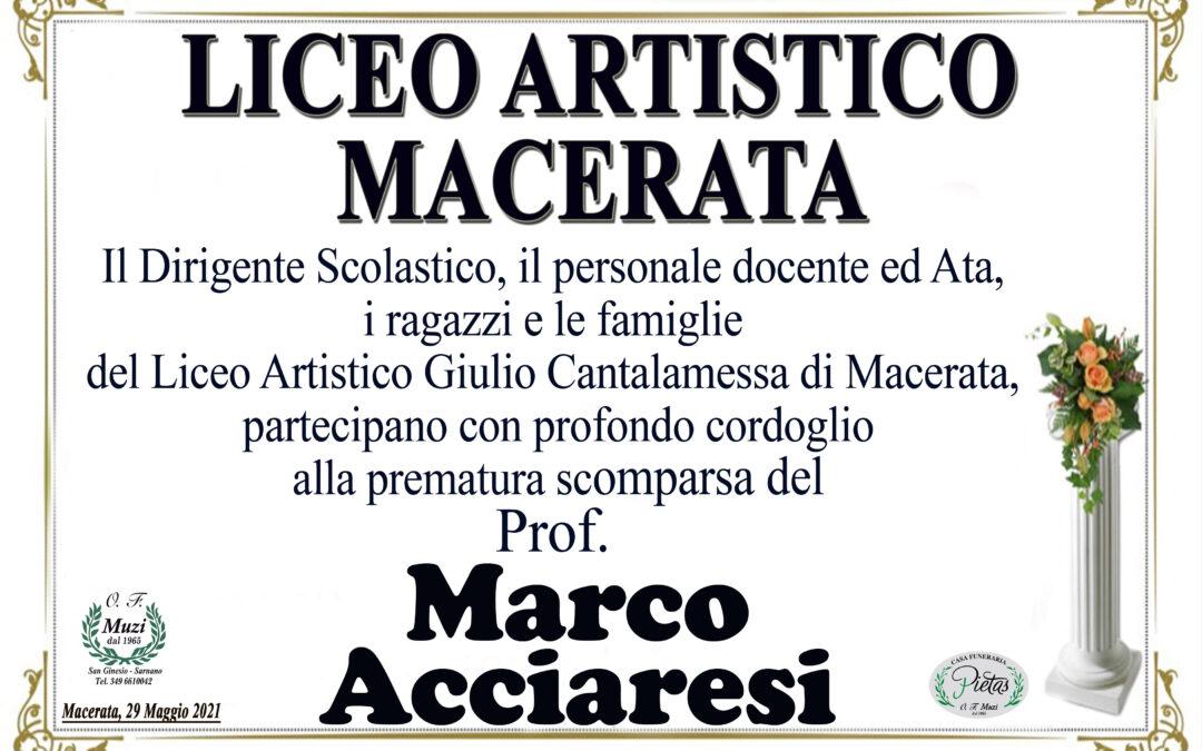 LICEO ARTISTICO MACERATA